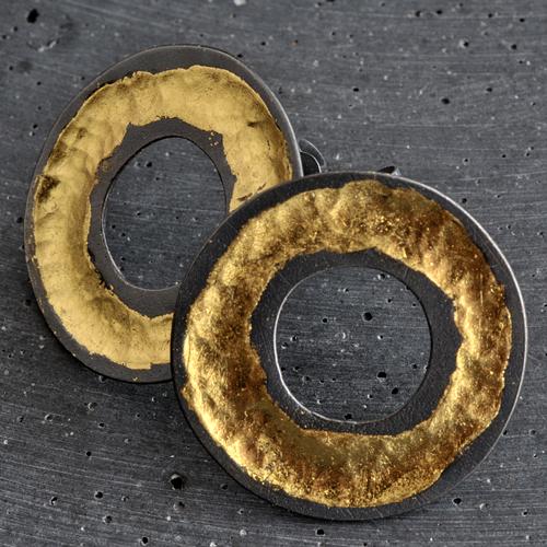 Jenifer Wall Hole Earrings