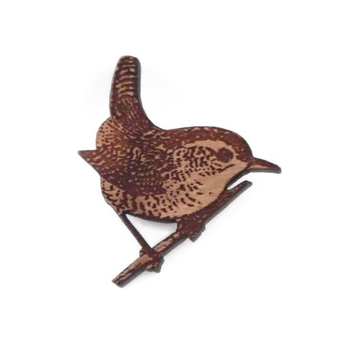 wren brooch