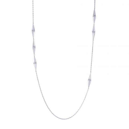 Alice Barnes Long Shard Necklace