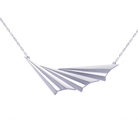 Wave Necklace by Alice Barnes