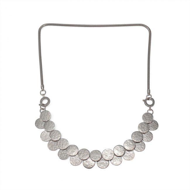 Paillette Double Row Necklace / Bracelet