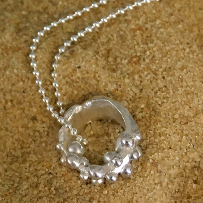 Ocean Charm Pendant by Milly Munday